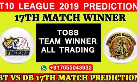 Bangla Tigers vs Northern Warriors