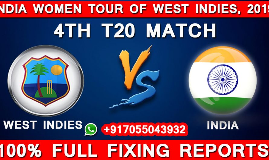 4TH T20 West Indies Women vs India Women, Match Prediction, WI VS IND