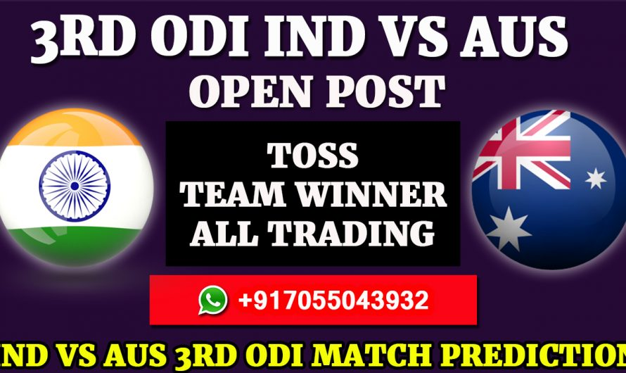 3RD ODI Match, Australia tour of India 2020: India vs Australia, Full Prediction & Tips