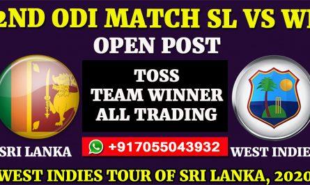 SL VS WI