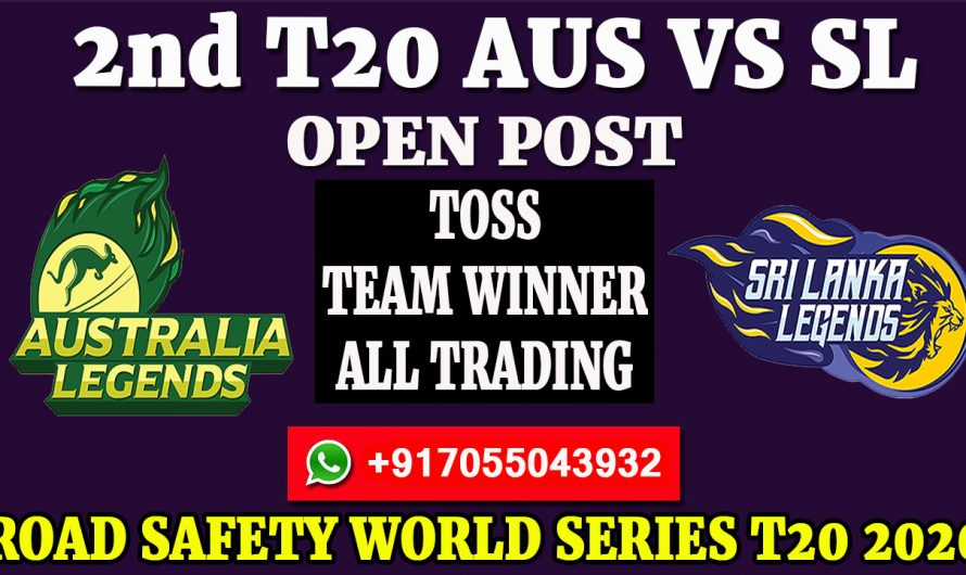 2nd T20 Match, Road Safety World Series T20 2020: Australia Legends vs Sri Lanka Legends, Full Prediction