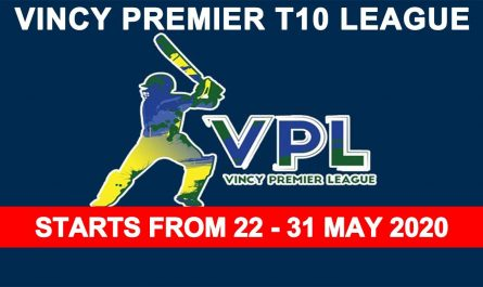 Vincy Premier T10 League 2020