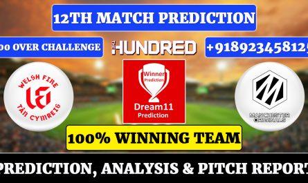12TH match Welsh Fire vs Manchester Originals 02