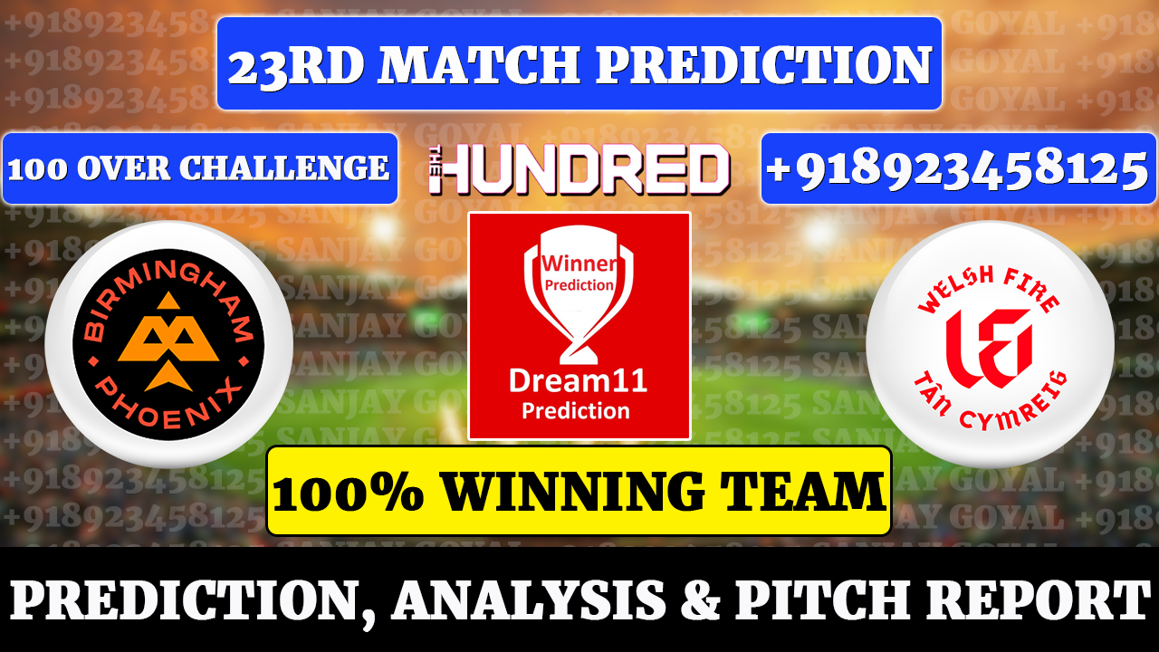 23RD match Birmingham Phoenix vs Welsh Fire 002